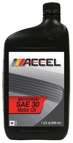 Accel Qt 30wt Eng Oil