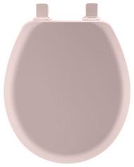 Pnk Rnd Wd Toilet Seat