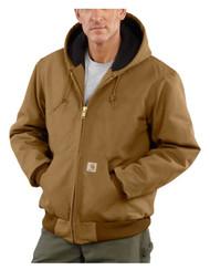 2xl Reg Brn Duck Jacket