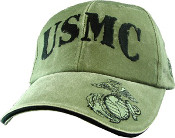U.S. Marine Corps Military Hat