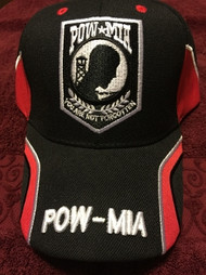 POW MIA Not Forgotten 4 Hat