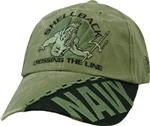 U.S. Navy Military Hat Shellback