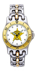 Stainless Steel Two-Tone Watch - WTA