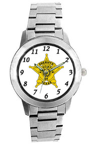 Stainless Steel Watch - WPP