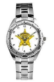Stainless Steel Watch - WPS