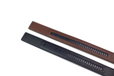 Reversible Belt  Brown on one side and Black on the other