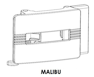 Malibu Buckle Only