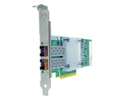HPE NC523SFP 593717-B21 10Gb Dual Port PCI Express-2.0 256 MB Ram Wired Ethernet Server Network Adapter for ProLaint Server