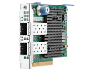HPE 665243-B21 Dual Port 10Gb Ethernet 560FLR-SFP+ PCI Express 2.0 x8 Network Adapter for ProLaint Gen8 Gen9 Gen10 Servers