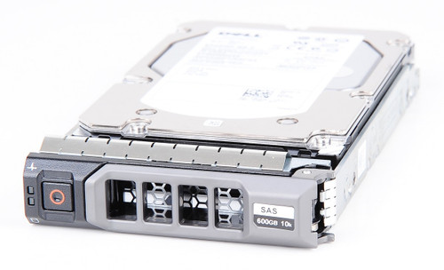 Dell 0R752K 600GB 10000RPM 3.5inch Large Form Factor(LFF) 16MB Buffer SAS-6Gbps Hot-Swap Hard Drive for Poweredge and Powervault Servers
