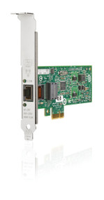 HPE NC112T 503746-B21 1Gbps Single Port PCI Express 1 x RJ-45 - 10/100/1000Base-T Gigabit Ethernet Low Profile Network Adapter