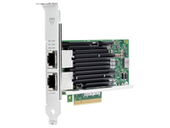 HPE 716591-B21 Ethernet 10Gbps Dual Port PCI Express 2.1 x8 561T Network Adapter for ProLiant Servers (3 Years Warranty)