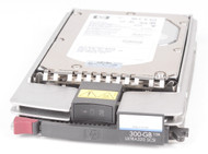 HPE 411261-001 300GB 15000RPM 3.5inch Large Form Factor Ultra-320 SCSI 80-Pin Hot-Swap Internal Hard Drive for Generation1 to Generation7 ProLaint Server