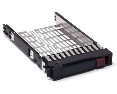 HPE 378343-002 2.5inch Small Form Factor SAS/SATA Hard Drive Tray for Modular Storage Arrays and Generation1 to Generation7 Servers (90 Days Warranty)