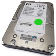 HPE 516832-005 600 GB 15000 RPM 3.5 inch Large Form Factor SAS-6Gbps Dual Port Hot-Swap Enterprise Internal Hard Drive for Proliant Server