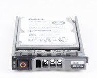 Dell 08WP8W 600GB 10000 RPM 2.5 inch Small Form Factor 64MB Buffer SAS-6Gbps Hot-Swap Internal Hard Drive for PowerEdge Server
