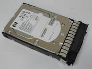 HPE 9FN066-035 600GB 15000RPM 3.5inch LFF SAS-6Gbps Enterprise Hard Drive for ProLiant Gen5 to Gen7 Servers and Storage Array (90 Days Warranty)