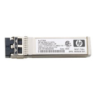HPE AJ718A 8Gbps Short Wave Fibre Channel SFF SFP+ 1 Pack Transceiver Module (90 Days Warranty)