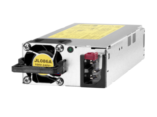 HPE Aruba X372 JL086A 54V DC 680Watt 100V-240V AC Hot-Plug / Redundant Power Supply (3 Years Warranty)