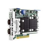 HPE FlexFabric 700760-B21 Dual Port 10Gbps Ethernet PCI Express 2.0 x8 533FLR-T Network Adapter for ProLiant Gen9 Gen10 DL and Apollo Gen10 XL Servers (3 Years)