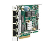 HPE 629135-B21 NC375T 1Gbps Quad Port PCI Express- 2.0 x4 FlexibleLOM Gigabit Ethernet Wired Network Adapter for ProLaint Server