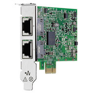 HPE 332T 615732-B21 1GBps PCI Express 2.0 X1 Plug-in card-low profile Gigabit Ethernet Network Adapter for ProLaint Server (Brand New with 3 Years Warranty)