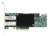 HPE StoreFabric SN1100E C8R39A 16Gb Dual Port PCI Express 3.0 Low Profile Fibre Channel Host Bus Adapter for ProLaint Gen8 Gen9 Servers (Brand New with 3 Years Warranty)