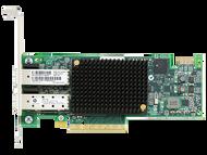 HPE StoreFabric SN1100E 719212-001 16Gb Dual Port PCI Express 3.0 Low Profile Fibre Channel Host Bus Adapter for ProLiant Gen8 Gen9 Servers (3 Years Warranty)