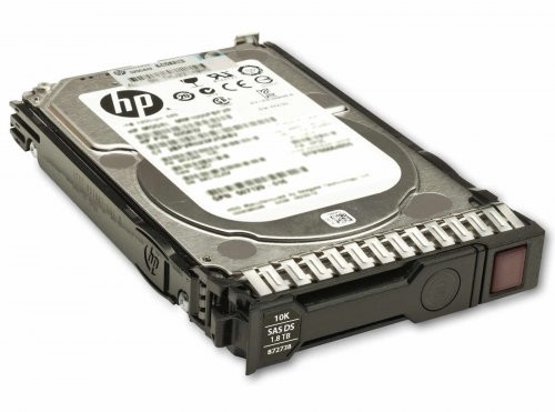 HPE 872481-B21 1.8TB 10000RPM 2.5inch SFF Digitally Signed Firmware SAS-12Gbps SC Enterprise Hard Drive for ProLiant Gen9 and Gen10 Servers (3 Years Warranty)