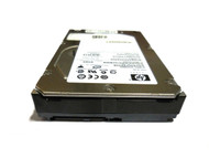 HPE 417190-004 300GB 15000RPM 3.5inch Large Form Factor SAS 3Gbps Dual-Port Hot-Swap Internal Hard Drive for Proliant Server