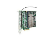 HPE 766205-B21 P840 4GB 16 Channel PCI Express -3.0 x8 SATA-6Gbps / SAS-12Gbps Smart Array Flash Backed Write Cache RAID Storage Controller for Generation9 Proliant Server