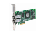 HPE AE312A 4Gb Dual Port PCI Express Fibre Channel Host Bus Adapter for Storageworks and Generation1 to Generation7 Proliant Server