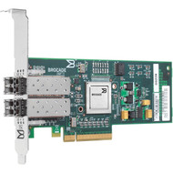 HPE AP768A 4GB Dual Port PCI Express Fiber Channel Low Profile Host Bus Adapter for StorageWorks and Generation1 to Generation7 Proliant Server