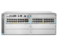 HPE JL003A Aruba 5406R 44GT PoE+ and 4-Port SFP+ (No PSU) Rack-Mountable 4U v3 zl2 Switch Module (New Bulk with 1 Year Warranty)