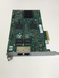HPE NC380T 394795-B21 1Gbps Dual Port 1000Base-T - RJ-45 PCI Express x4 Plug-in card Wired Network Adapter for Generation1 to Generation7 ProLaint Server