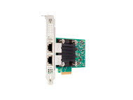 HPE 817738-B21 Ethernet 10Gb Dual Port 562T PCI Express 3.0 x4 Network Adapter for Apollo and Proliant Gen10 Servers (3 Years Warranty)