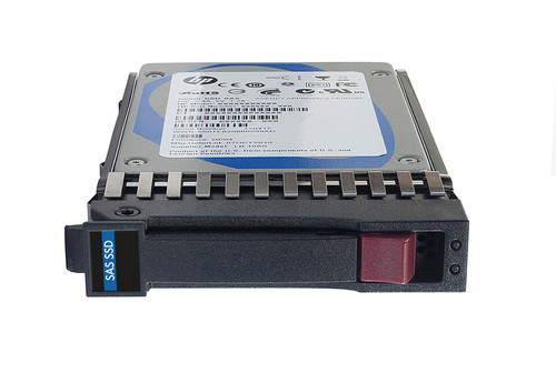 HPE N9X91A 1.6TB 2.5inch SFF SAS-12Gbps Mixed Use Solid State Drive for Modular Storage Array 1040/2040 SAN Storage (3 Years Warranty)