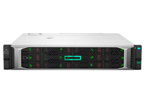 HPE Q1J09A D3610 12-Bay 3.5inch LFF SFF SAS-12Gbps / SATA-6Gbps Disk Enclosure for ProLiant Gen10 Servers and BladeSystems (3 Years Warranty)
