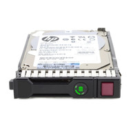 HPE 870797-001 600GB 15000RPM 2.5inch SFF Digitally Signed Firmware 512e SAS-12Gbps SC Enterprise Hard Drive for ProLaint Gen9 Gen10 Servers (Brand New with 3 Years Warranty)