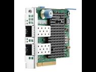 HPE 790317-001 Ethernet 10Gb Dual Port 562FLR-SFP+ PCI Express 3.0 x8 Network Adapter for Apollo Gen9 and Proliant DL Gen9 & Gen10 Servers (3 Years Warranty)