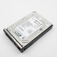 HPE 819200-001 8TB 7200RPM 3.5inch LFF Digitally Signed Firmware SATA-6Gbps LPC Midline Hard Drive for Proliant Gen10 Servers (3 Years Warranty)