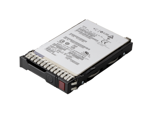 HPE MO003200JWFWR-SC 3.2TB 2.5inch SFF MLC Digitally Signed Firmware SAS-12Gbps SC Mixed Use Solid State Drive for Proliant Gen9 and Gen10 Servers (3 Years)