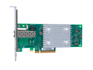 HPE StoreFabric 853010-001 SN1100Q 16Gbps PCI Express 3.0 Single Port Low Profile Fibre Channel Host Bus Adapter (3 Years Warranty)