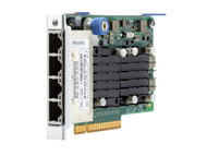 HPE FlexFabric 764302-B21 Quad-Port 10GbE PCI Express 3.0 x8 536FLR-T SFP+ Network Adapter for Proliant Gen9 and Gen10 Servers (3 Years Warranty)
