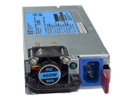 HPE 511777-001 460Watt 100V-240V AC High Efficiency Common Slot Power Supply for ProLaint Gen6 Gen7 Gen8 Gen9 Servers (Grade A with 90 Days Warranty)