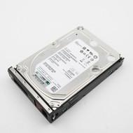 HPE Helium 857653-002 10TB 7200RPM 3.5inch LFF Digitally Signed Firmware SATA-6Gbps LPC Midline Hard Drive for Apollo Gen9 Proliant Gen10 Servers (1 Year Warranty)