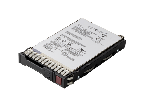 HPE 877014-001-SC 480GB 2.5inch SFF Digitally Signed Firmware MLC SATA-6Gbps SC Mixed Use Solid State Drive for Proliant Gen9 and Gen10 Servers (3 Years)