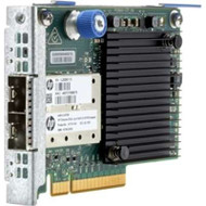 HPE 840139-001 Ethernet 10/25Gb Dual-port PCI Express 3.0 x8 640FLR-SFP28 Adapter for Proliant Generation9 and Generation10 Servers