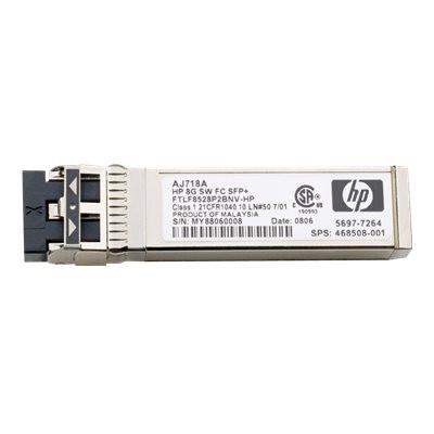 HPE 468508-001 8Gbps Short Wave Fibre Channel SFF SFP+ 1 Pack Transceiver Module (90 Days Warranty)