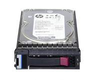 HPE 604080-001 1TB 7200RPM 3.5inch LFF Dual Port SAS-6Gbps Hot-Swap Midline Hard Drive for Modular Smart Array P2000 (Grade A with 90 Days Warranty)